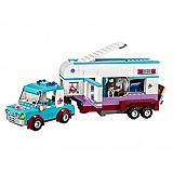 Lego Friends Kocke Horse Vet Trailer 41125