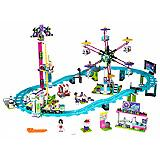 Lego Friends Kocke Amusement Park Roller Coaster 41130