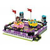 Lego Friends Kocke Amusement Park Bumper Cars 41133
