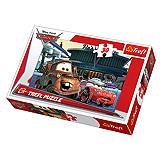 Trefl Puzzle Cars Disney At The Gas Station 30 kom