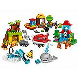 Lego Duplo Kocke Around The World 10805