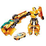 Hasbro Transformers Figura Movie 4 Deluxe Attackers A6147