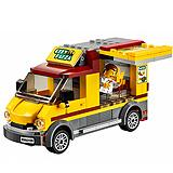 Lego City Pizzy Van 60150