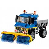 Lego City Sweeper and Excavator 60152