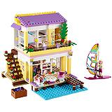Lego Kocke Friends Stephanies Beach House 41037