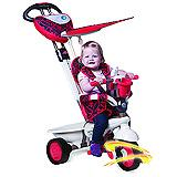 Smart Trike Dream Team crveni tricikl 4u1 1590500