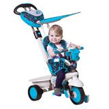 Smart Trike Dream Team plavi tricikl 4u1 1590900