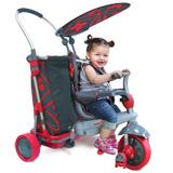 SmarTrike Smart & Go red tricikl 5u1 7000100