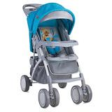 Lorelli Classic Rio Duo set kolica Blue Grey Hello Bear 2017