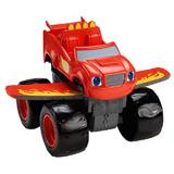 Blaze vozilo Transforming Jet Fisher Price DTB72-9968