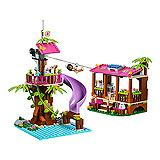 Lego Friends Kocke Jungle Rescue Base 41038