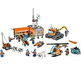 Lego Kocke City Base Camp 60036