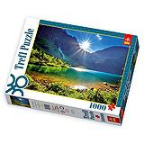 Trefl Puzzle Morskie Oko Lake In The Tatra Mountains 1000 kom