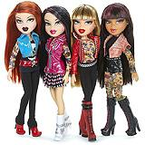 Bratz Lutka Totally Tatoo 514855